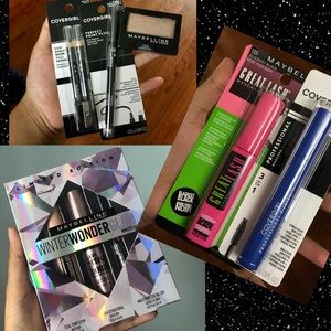 EYE MAKEUP BUNDLE $50 VALUE